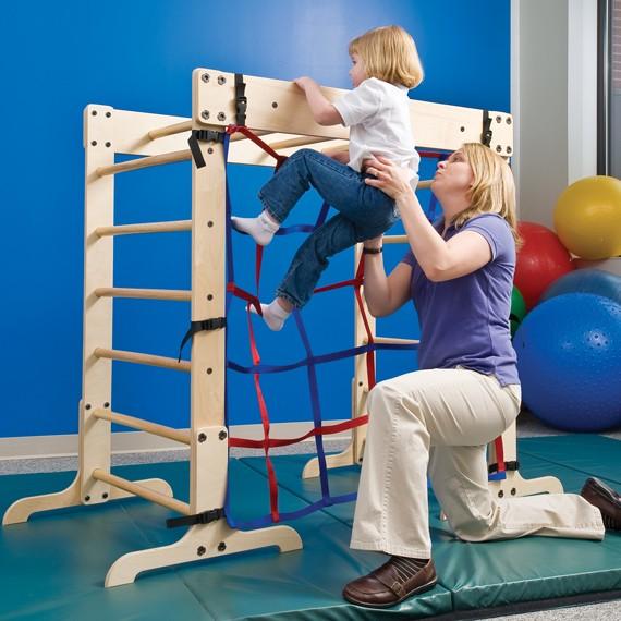Jungle Gym Pediatric Occupational Therapy Sensory Equipment