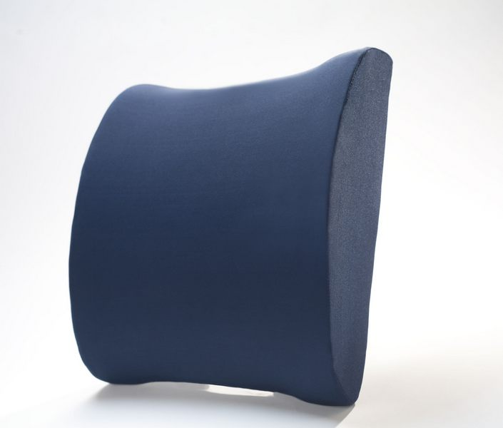 K2 Health Products Super Compressed Lumbar Support Cushion