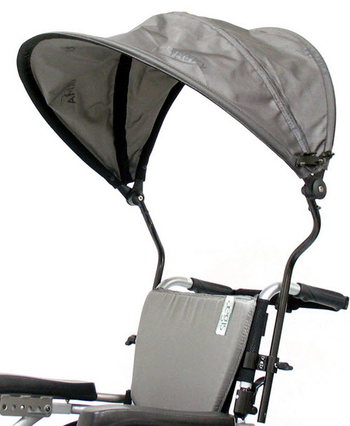 Chair Canopy Attachment Stand Up Wheelchair By Karman Healthcare  sc 1 st  Screensinthewild.org & chair canopy attachment - 28 images - luxury chair and umbrella 28 ...