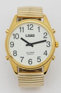 talking watches for men wrist watch pocket watch talking extra large talking calendar watch