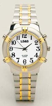 talking watches for men wrist watch pocket watch talking two tone talking watch
