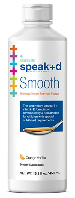 Omega Authorized Dealer >> Lifetrients Speak+D Smooth Omega 3 Supplement