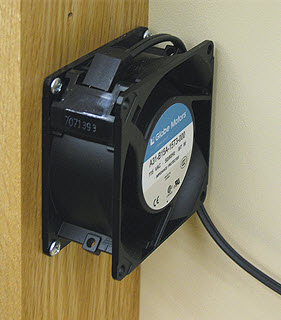 Locking Laptop Wall Desk Medical Work Station