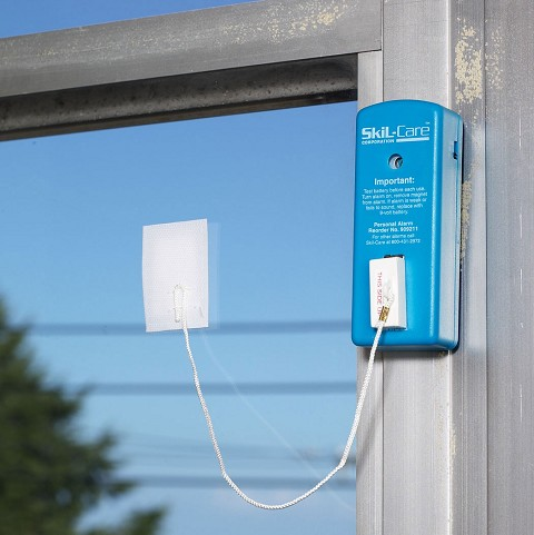 Skil Care Door And Window Alarm With Magnetic Strip