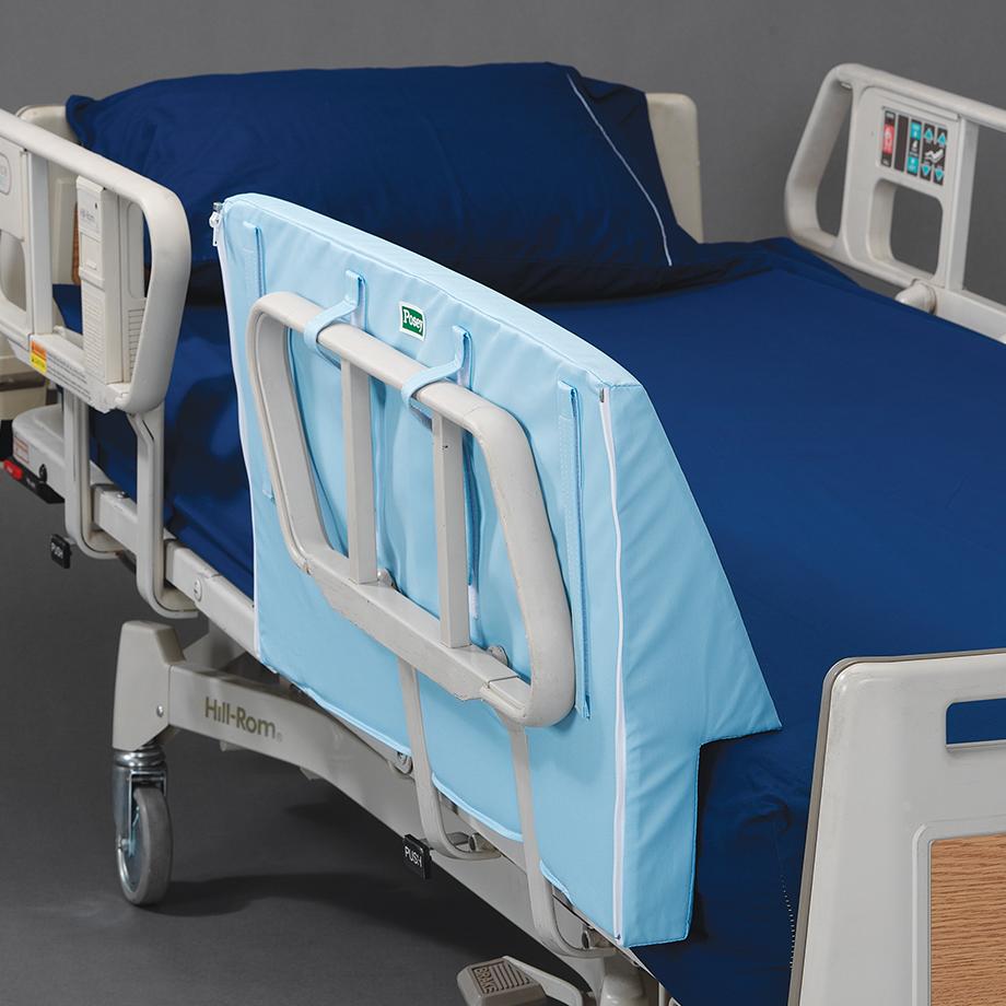 bed rail pad bedding sets