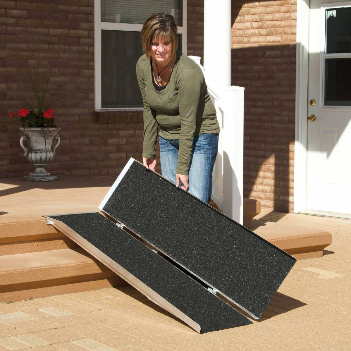 Portable Wheelchair Ramp On Sale Free Shipping
