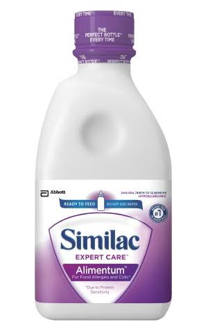 Similac Expert Care Alimentum With Iron Ready To Feed