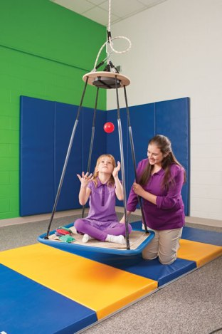Platform Swing For Vestibular Therapy Free Shipping