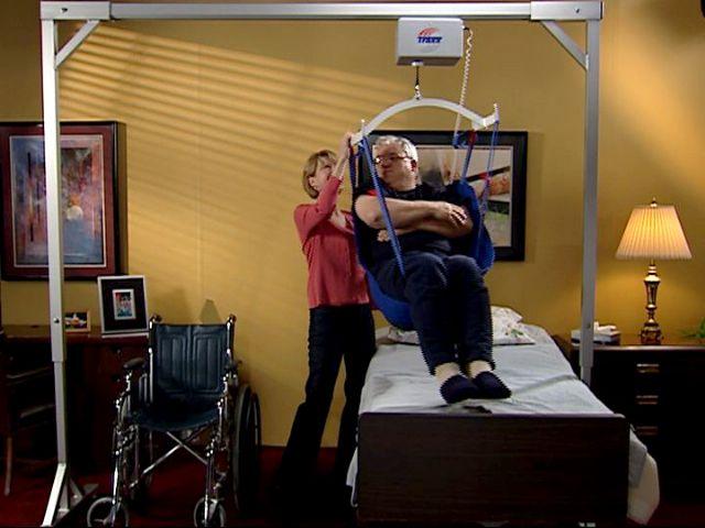 Traxx Titan 500 Patient Lift Replacement Parts