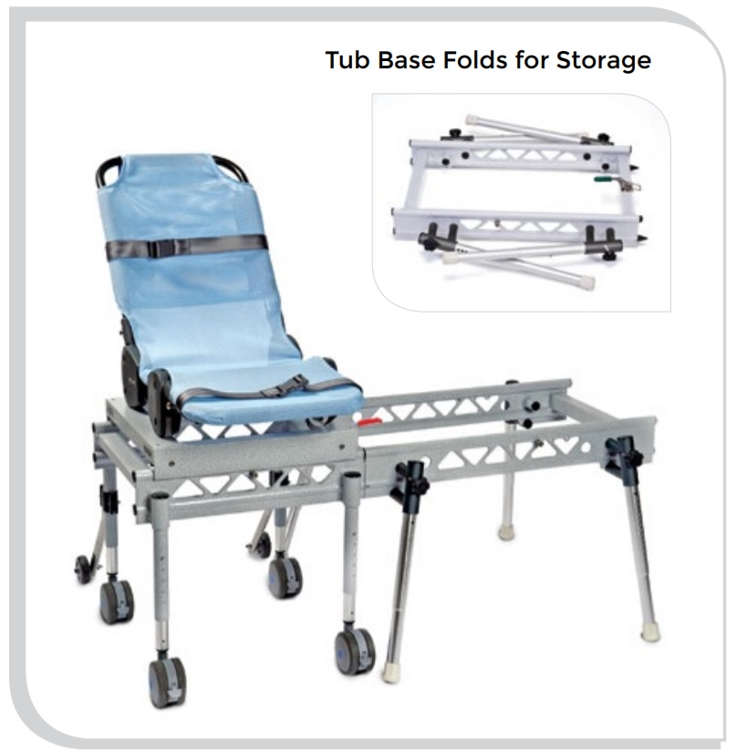 Tub Transfer Bench | Bath Bench | Shower Bench | Sliding Transfer ...