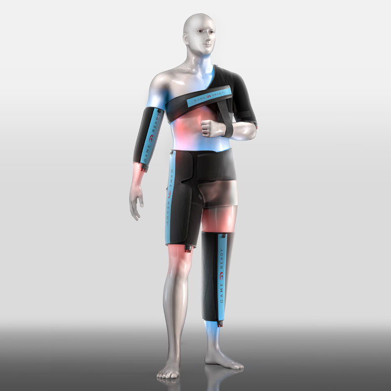 Game Ready Injury Treatment System: How It Works - YouTube