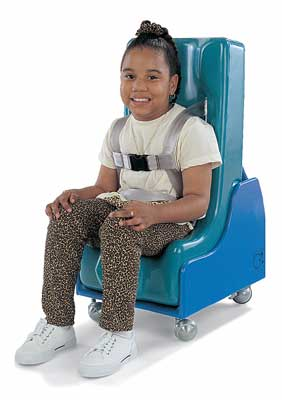 Tumble Forms 2 Mobile Floor Sitter Feeder Seat