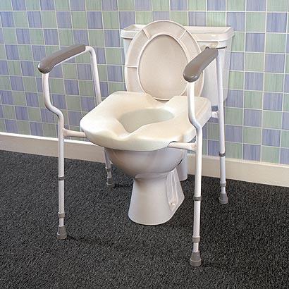 Stirling Elite Toilet Frame Free Shipping