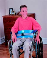 Tumble Forms Wheelchair Positioning Safety Support