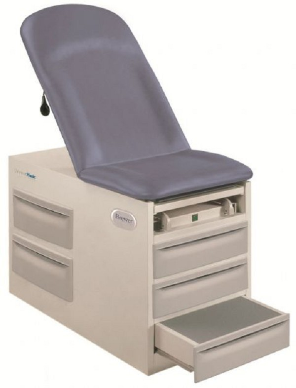Brewer basic exam table 4000 brewer exam table for Basic html table