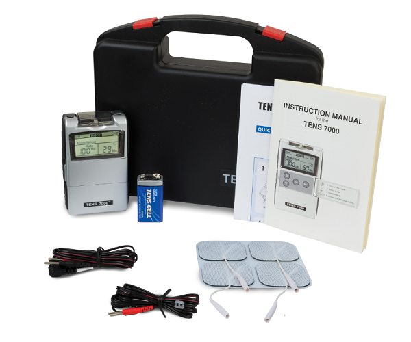 Digital TENS 7000 Unit with 5 Modes
