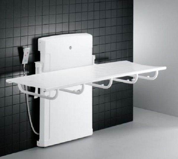 Pressalit Care 1000 Changing Table Adult Changing Table