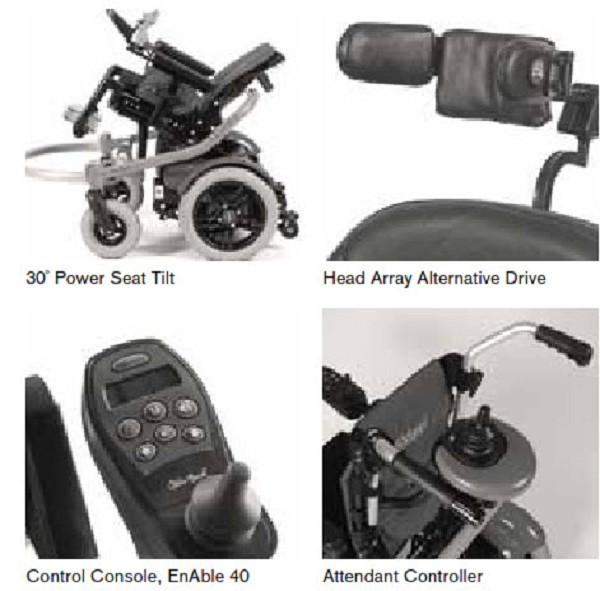 Skippi Pediatric Power Wheelchair Accessories Power