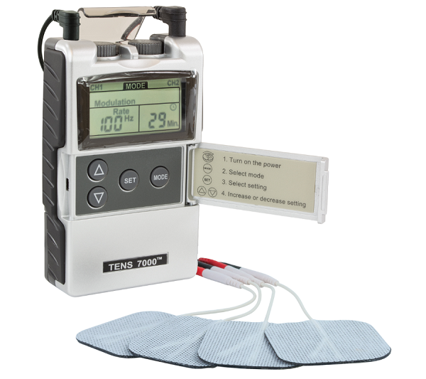 Digital TENS 7000 with Electrodes