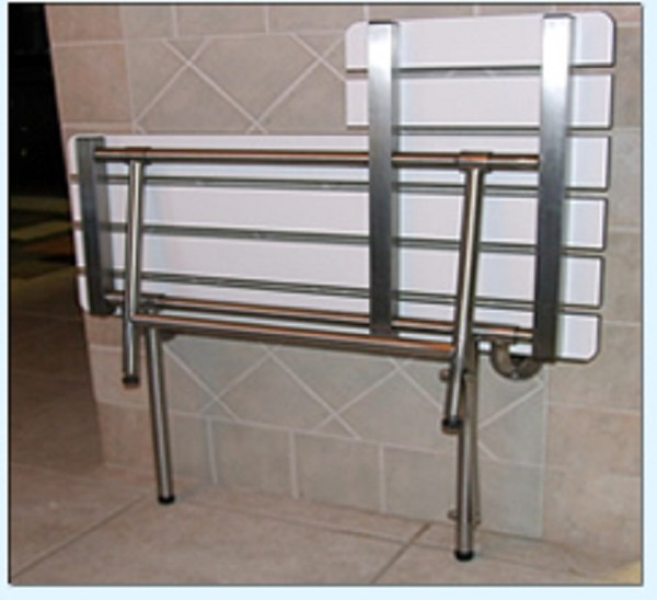 Folding Shower Transfer Bench Ada Compliant Shower Benches