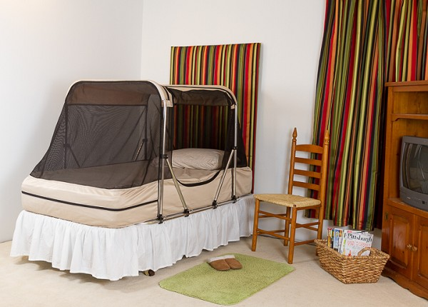 Safety sleeper twin bed safety bed - Enclosed beds for adults ...