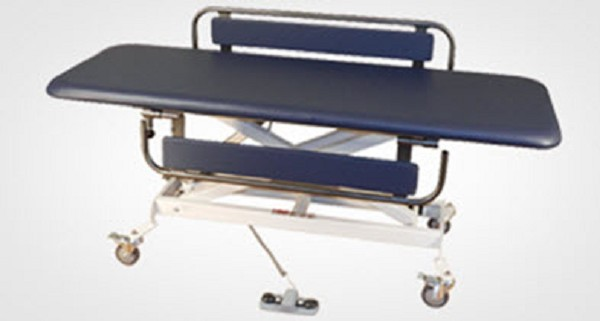 Hi Lo Changing Table With Side Rails Adult Changing Table