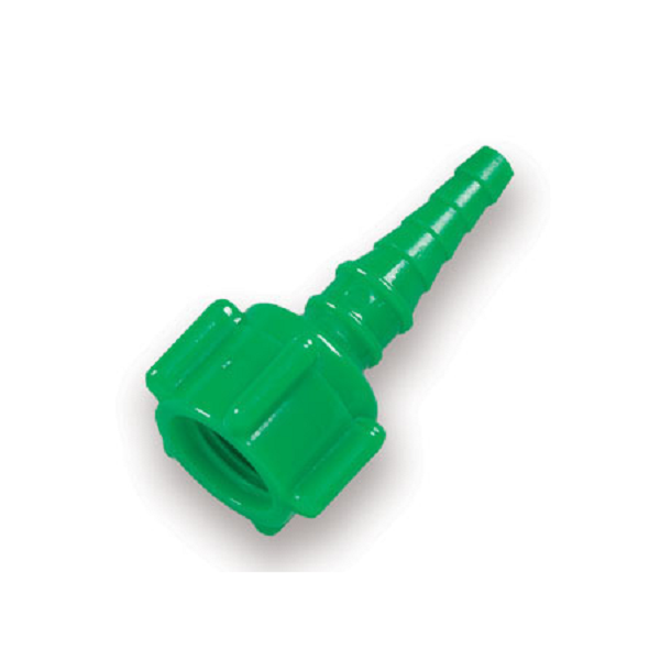 Oxygen tube connectors concentrator accessories