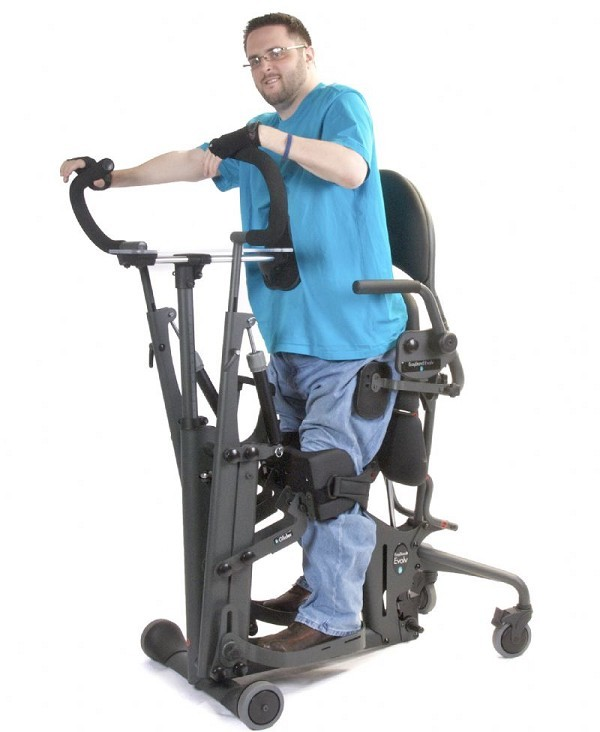 Home Exercise Equipment For Disabled: EasyStand Glider Standing Frame System : Standing Frames