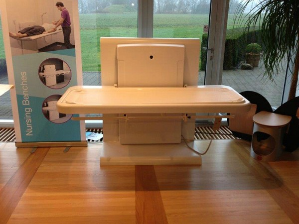 Pressalit Care 2000 Adult Changing Table Adult Changing