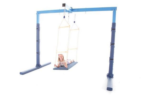 Amazon.com: Indoor Platform Swing (Square): Health