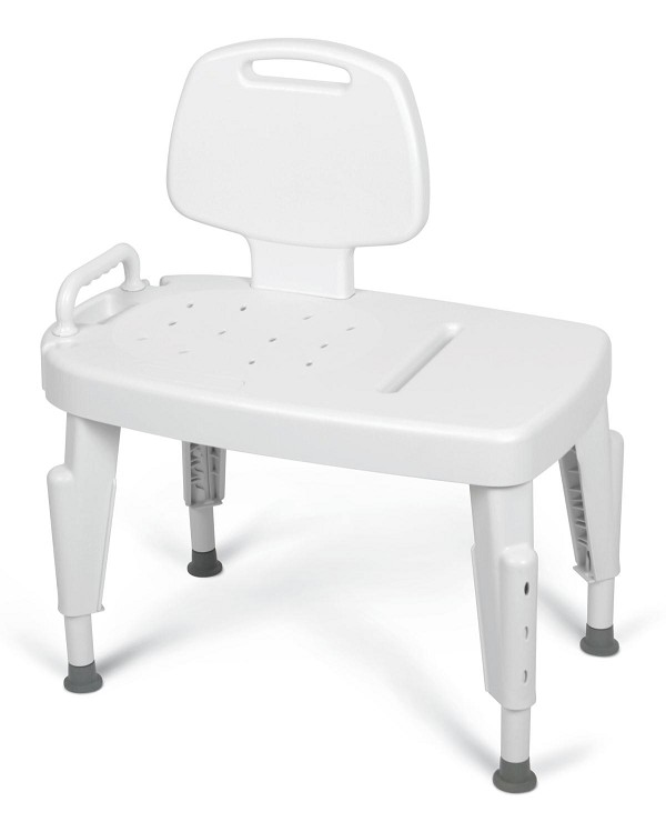 Composite Transfer Benches Case Of 2 By Medline
