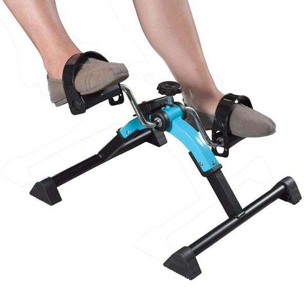 Folding Exercise Peddler : Pedal Exercisers