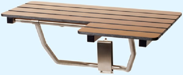 Wall Mounted Shower Bench Ada Compliant Shower Benches