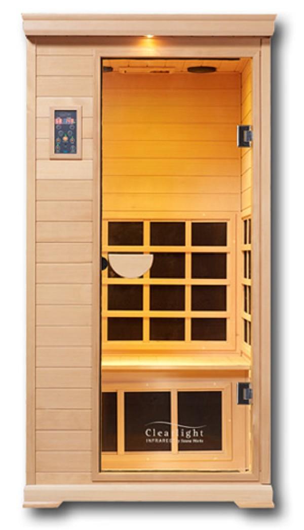Single sauna