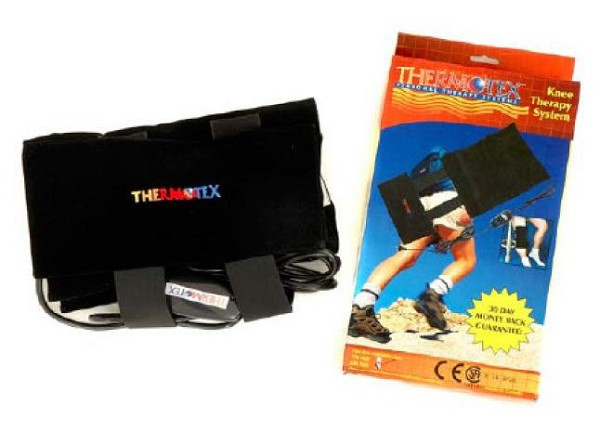 thermotex heating pad instructions