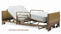 invacare hospital bed