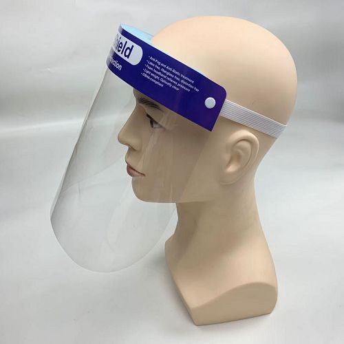 face shield on sale in stock