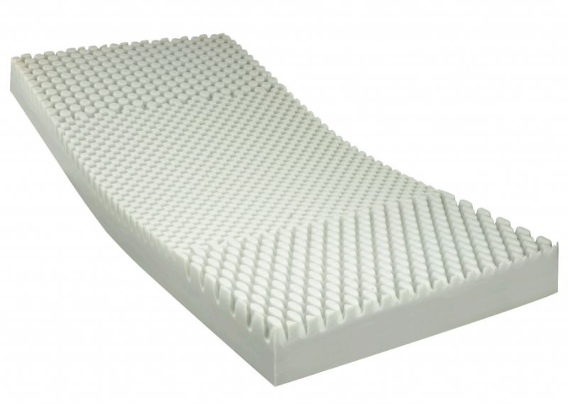 Invacare-hospital-bed-mattress