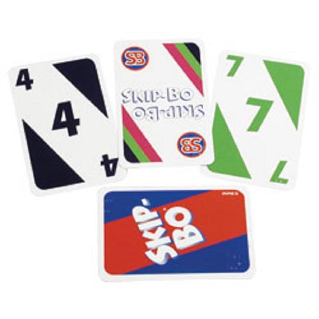 Brailled Skip Bo Card Game Buy Now