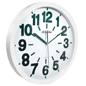 low vision clocks vibrating alarm clock talking clocks large number clock. Black Bedroom Furniture Sets. Home Design Ideas