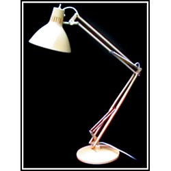 Low Vision Floor Lamps: LS Task Lamp-45 in Arm with Weighted Base,Lighting