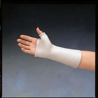 Thumb immobilization splint words... super
