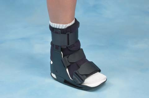 walking cast walking boot air cast on sale ankle