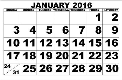 ... Print Calendars, Low Vision Aids, Wall Calendar, Desktop Calendar