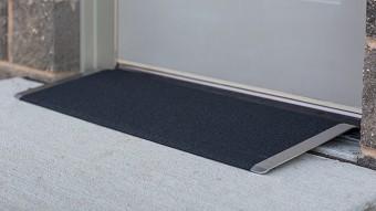 Incredible Threshold Ramps Portable Threshold Ramps Wheelchair Door Handles Collection Olytizonderlifede