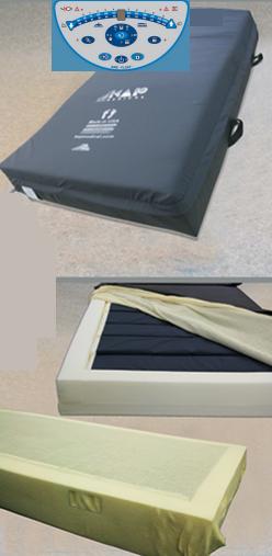 K 4oem Alternating Pressure Lal Foam Mattress System