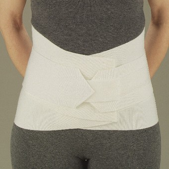 sacroiliac belt how to wear it