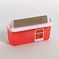 Sharps Disposal Containers For Medical Waste Management