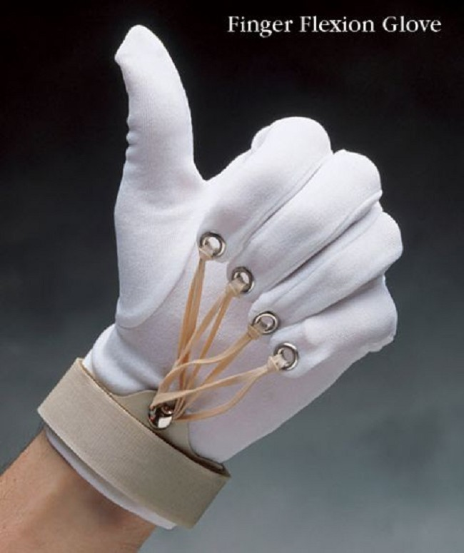 Finger And Thumb Flexion Gloves