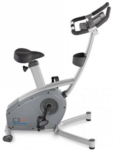 C3i Upright Stationary Exercise Bike